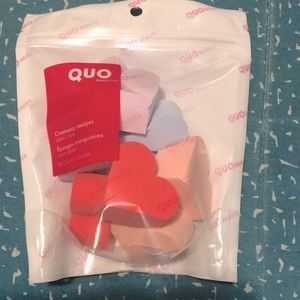 Quo cosmetic wedges (firm price)